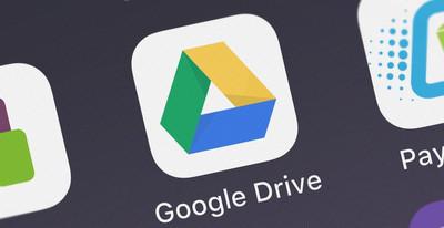 Main disinstallare google drive
