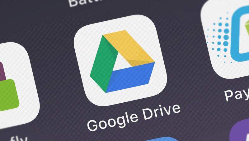 Page disinstallare google drive